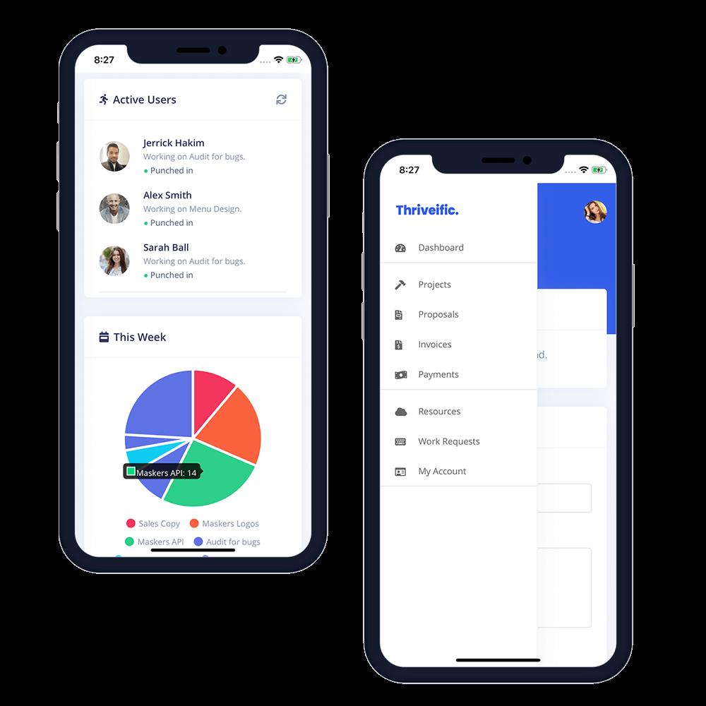 Admin Client Dashboard